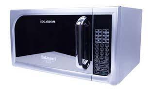 مایکروویو سولاردم برند دلمونتی مدل DL510