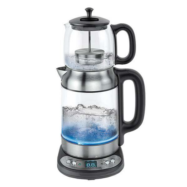 چای ساز پیرکس دیجیتال دلمونتی مدل DL440
