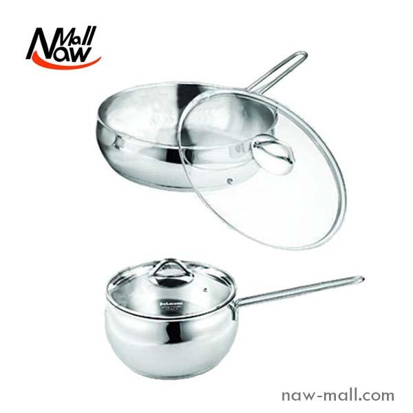 DL1070 Delmonti Cookware set