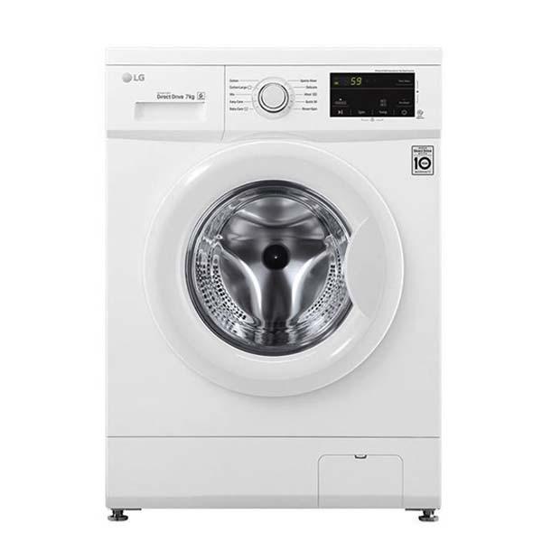 ماشین لباسشویی ال جی 7 کیلویی مدل 2J3