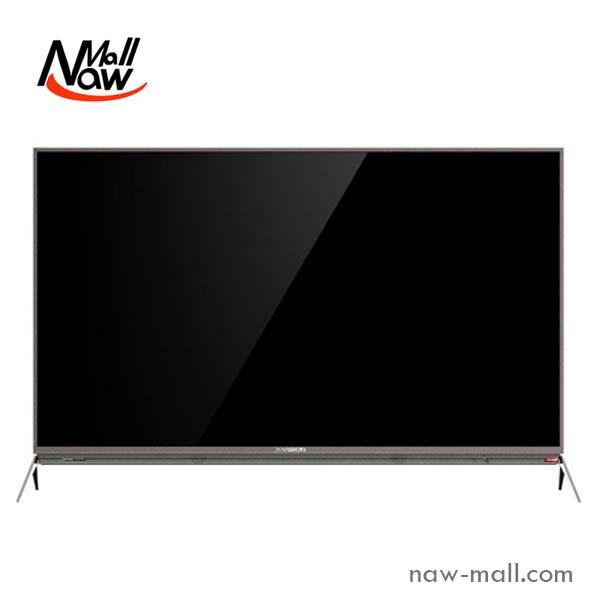 تلویزیون ال ای دی 55 اینچ ایکس ویژن مدل 55XTU635