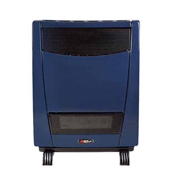 بخاری گازی نیک کالا مدل هوشمند AB7