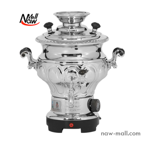 6 Liter Electric Samovar Seifi Brothers Industrial Group Small Abdominal Model