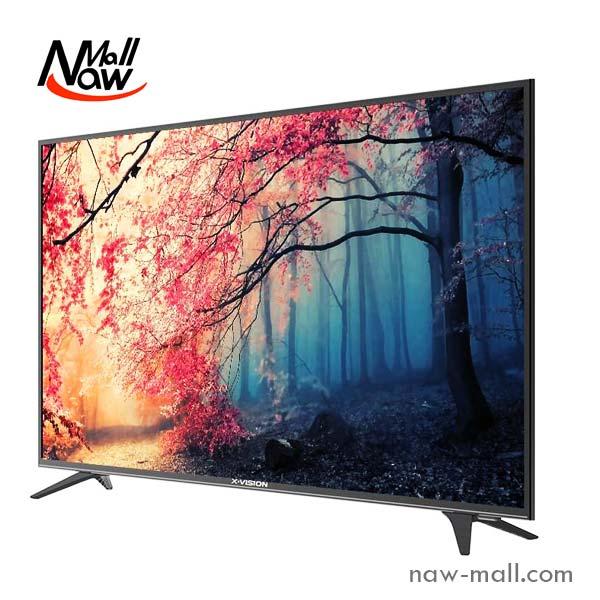 تلویزیون ال ای دی 49 اینچ ایکس ویژن مدل 49XT520