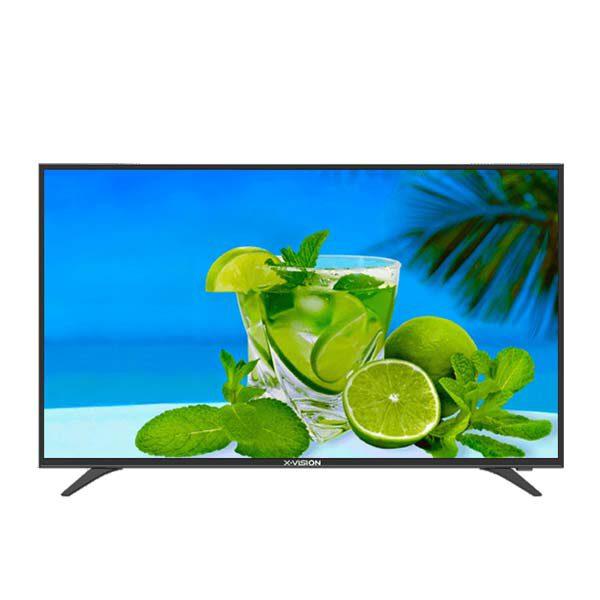تلویزیون ال ای دی 43 اینچ ایکس ویژن مدل XT520