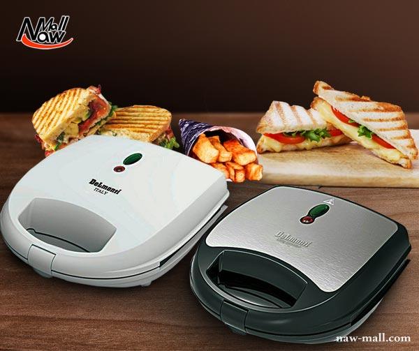 ساندویچ ساز 4 تایی دلمونتی مدل DL830