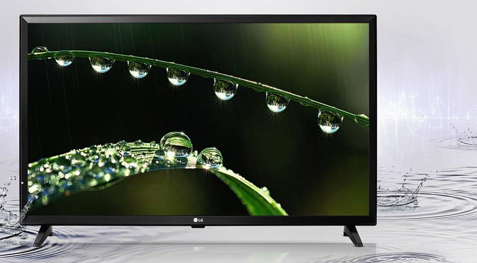 تلویزیون 32 اینچ ال ای دی ال جی مدل LJ520U32