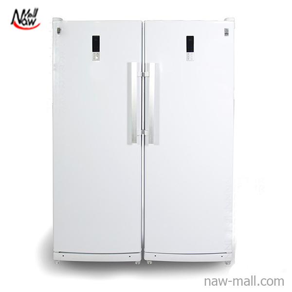 یخچال و فریزر دوقلوی پارس مدل 1700i+ Plus