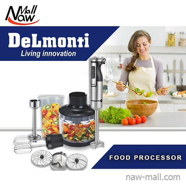 غذاساز 12 کاره دلمونتی مدل DL395