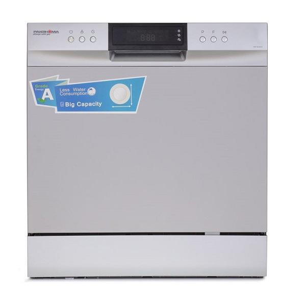 ماشین ظرفشویی ۸ نفره رومیزی پاکشوما مدل DSP-8038H