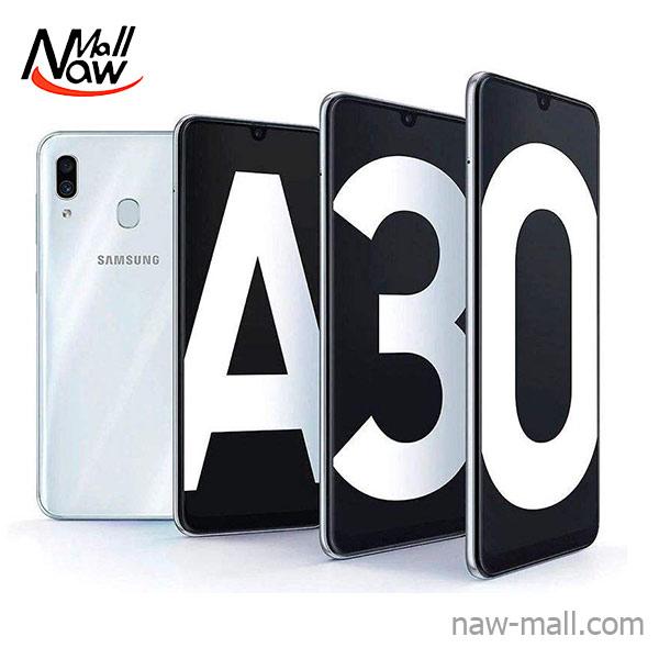 گوشی موبایل سامسونگ مدل Galaxy A30 SM-A305FDS 64G