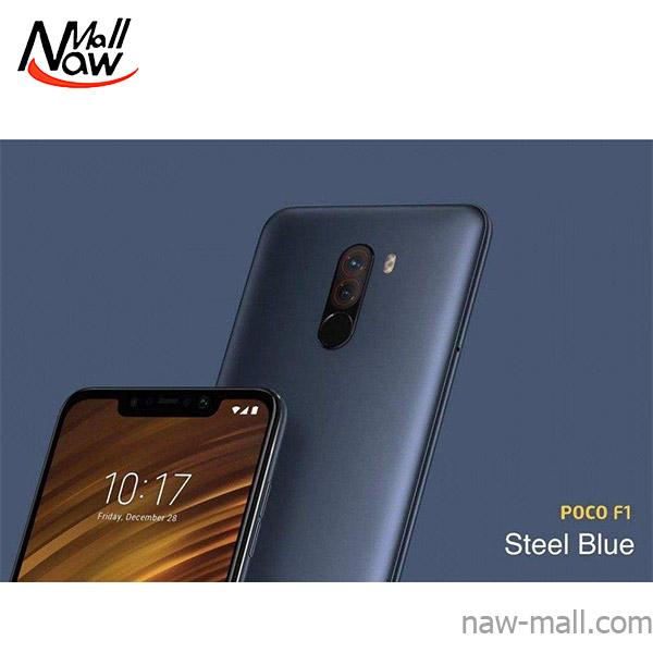 گوشی موبایل شیائومی مدل PocoPhone F1 M1805E10A 128G اصل گلوبال