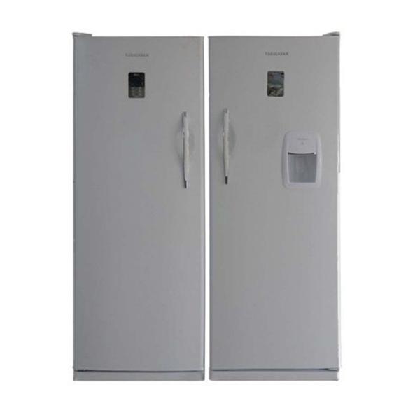 یخچال و فریزر دوقلو یخساران مدل 8001 و 8005