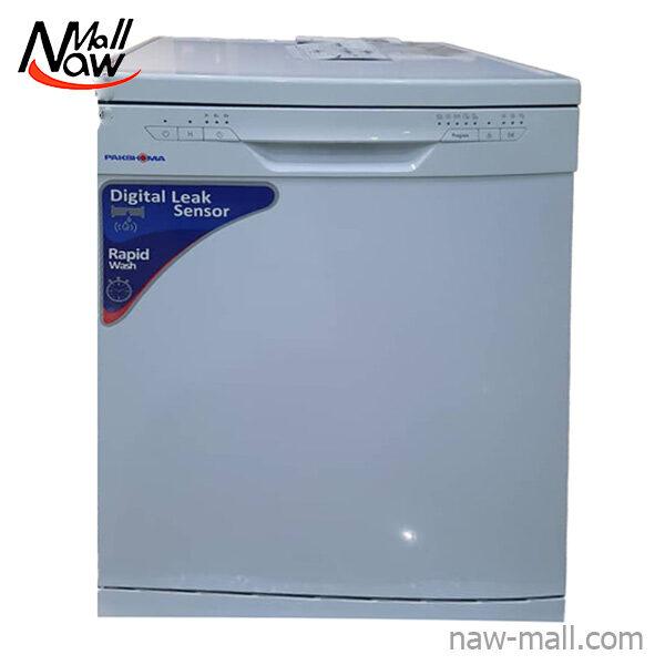 ماشین ظرفشویی 14 نفره پاکشوما مدل MDF 14201