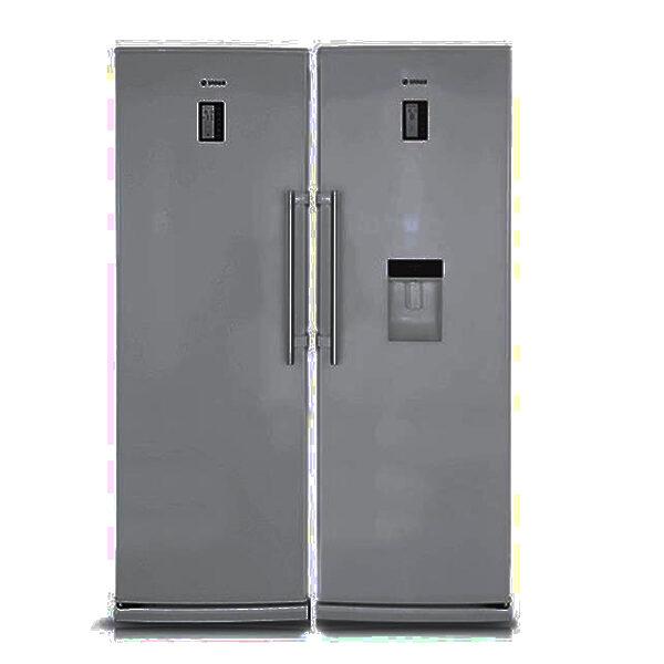 یخچال فریزر دوقلو اسنوا سری نیو کویین مدل S6-0180TI و S6-0190Ti