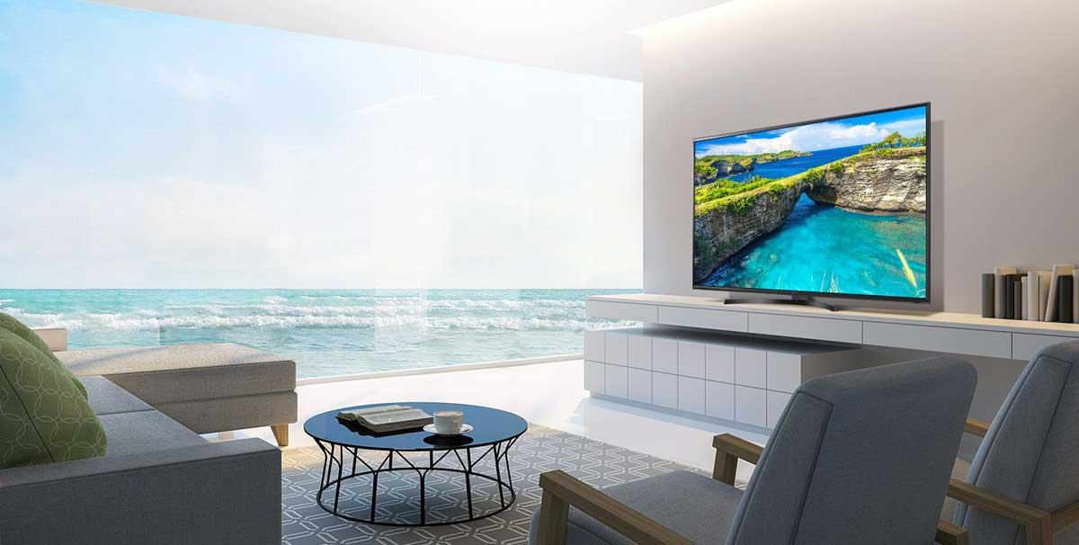 55X8000G Sony 4K Smart TV