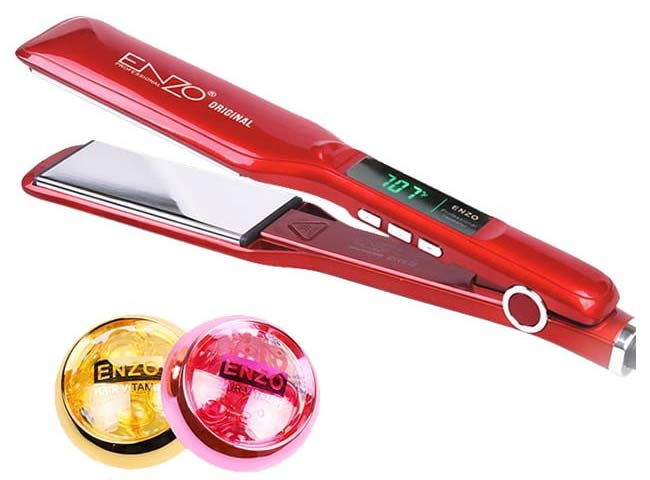 اتو مو حرفه ای انزو مدل ENZO EN-3967