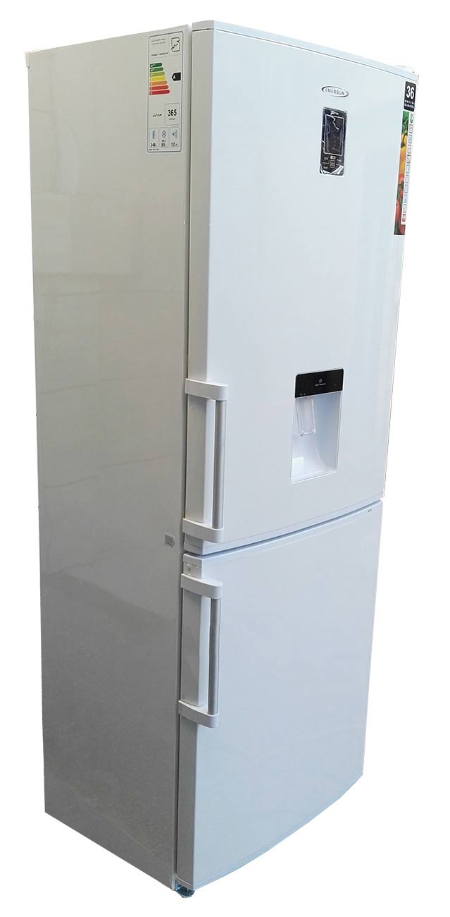یخچال و فریزر 22 فوت امرسان مدل BFN22D-M/TP