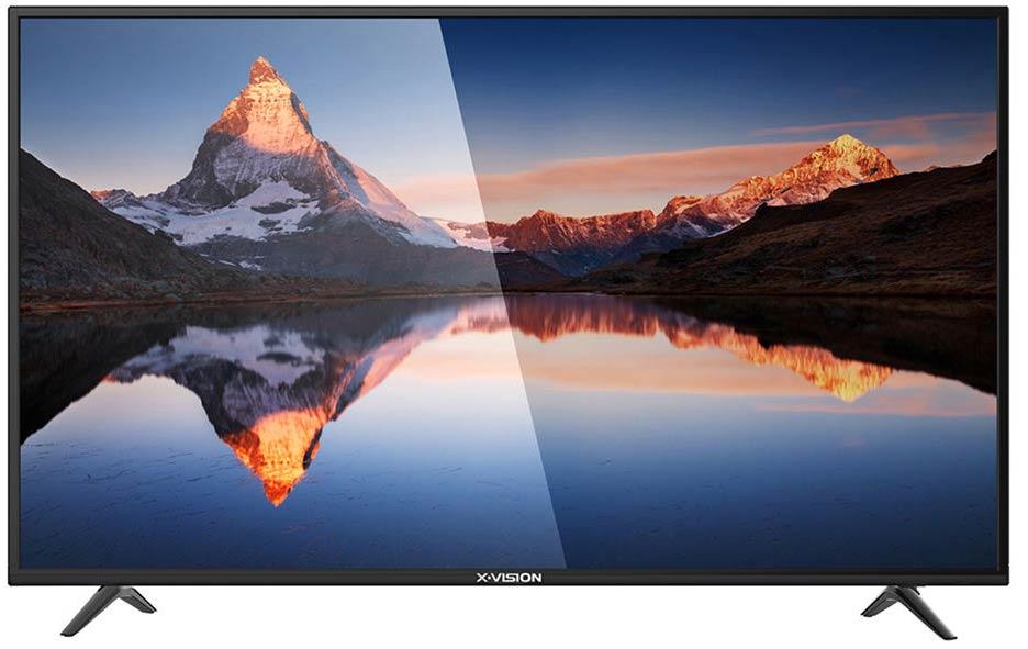 تلویزیون ال ای دی 43 اینچ ایکس ویژن مدل 43XK570