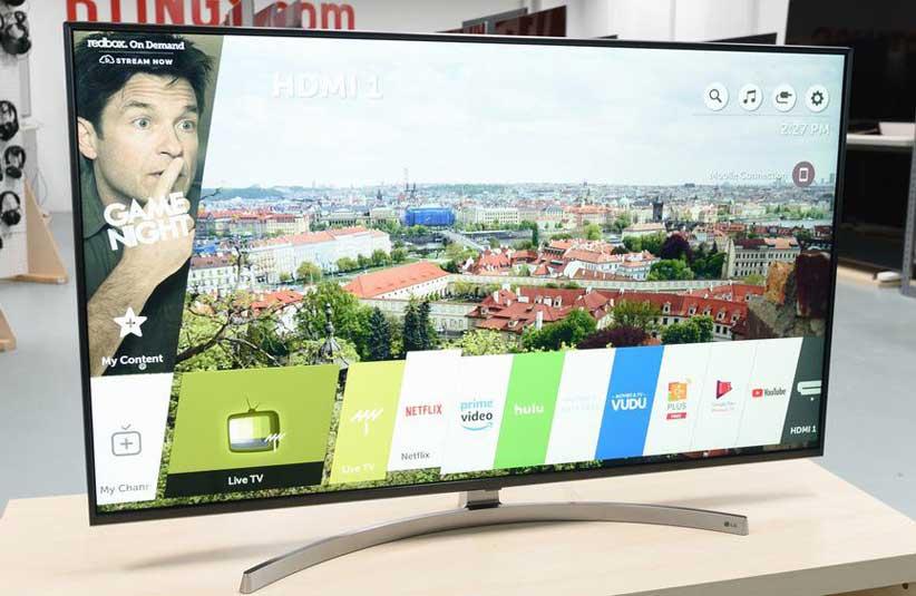 تلویزیون الجی 55SK8000