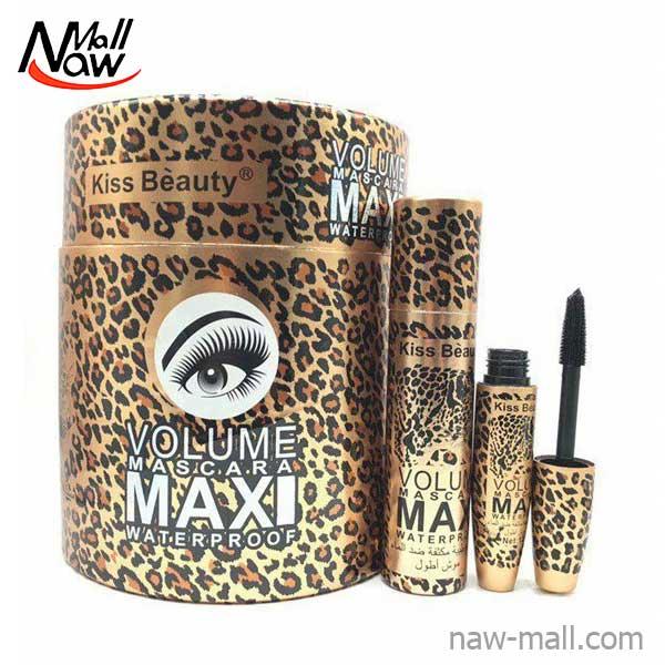 ریمل کیس بیوتی مدل Kiss beauty Maxi
