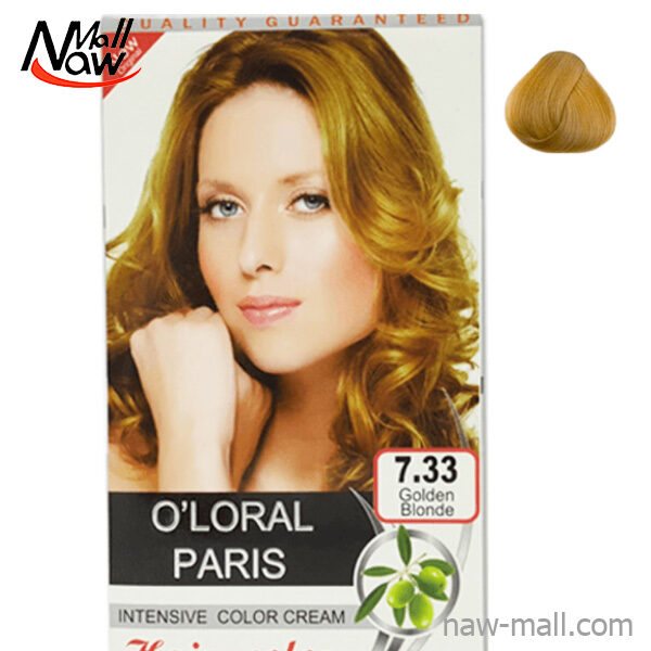 رنگ مو اولورآل پاریس
