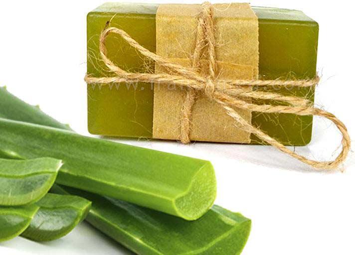 خواص درمانی صابون سنتی آلوئهورا