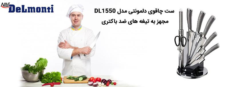 سرویس چاقو دلمونتی