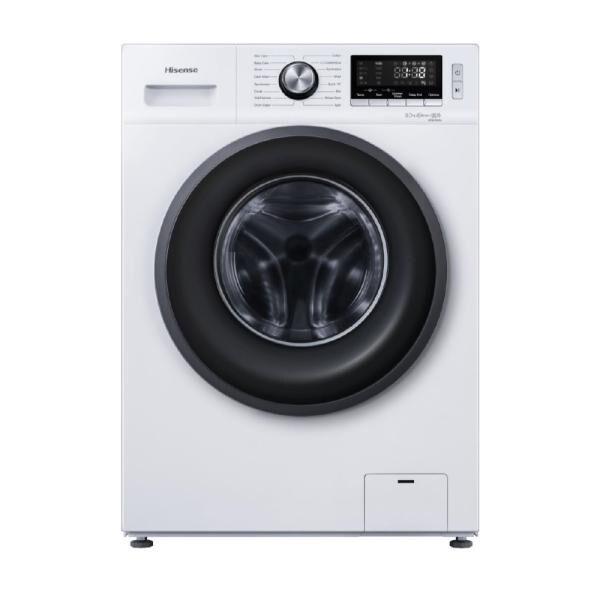 ماشین لباسشویی هایسنس 8 کیلویی مدل 8010