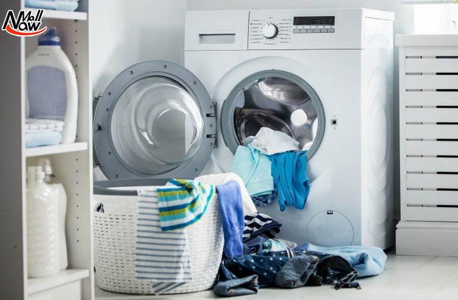 ماشین لباسشویی ال جی درب از جلو