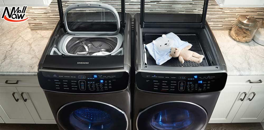 ماشین لباسشویی سامسونگ درب از بالا معمولی