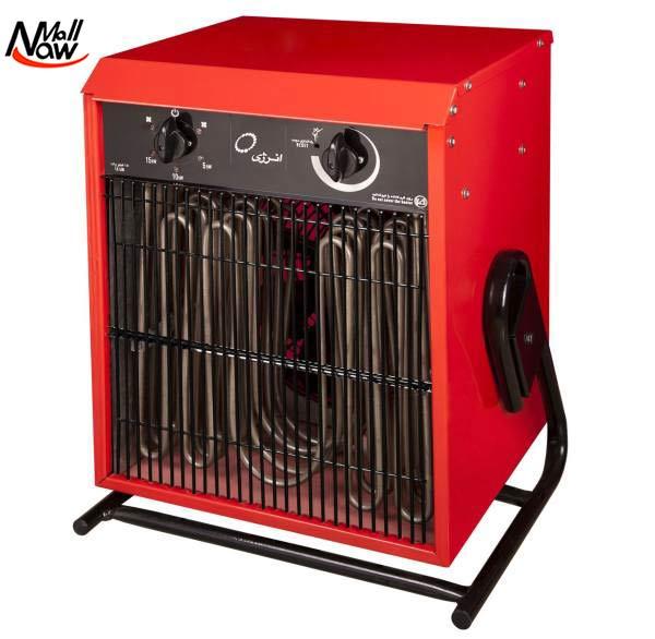 بخاری برقی فن دار صنعتی